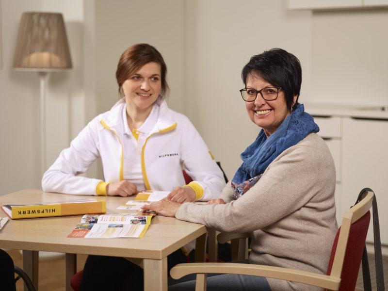 Training für Angehörige: Kursangebot für Pflege und Betreuung zu Hause